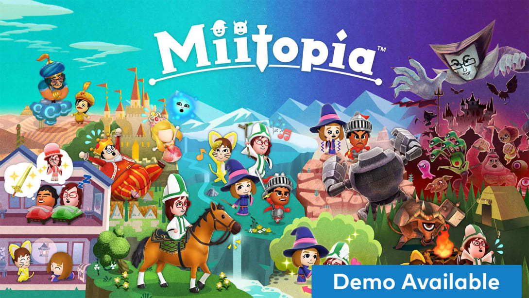 Miitopia - Nintendo Switch eShop
