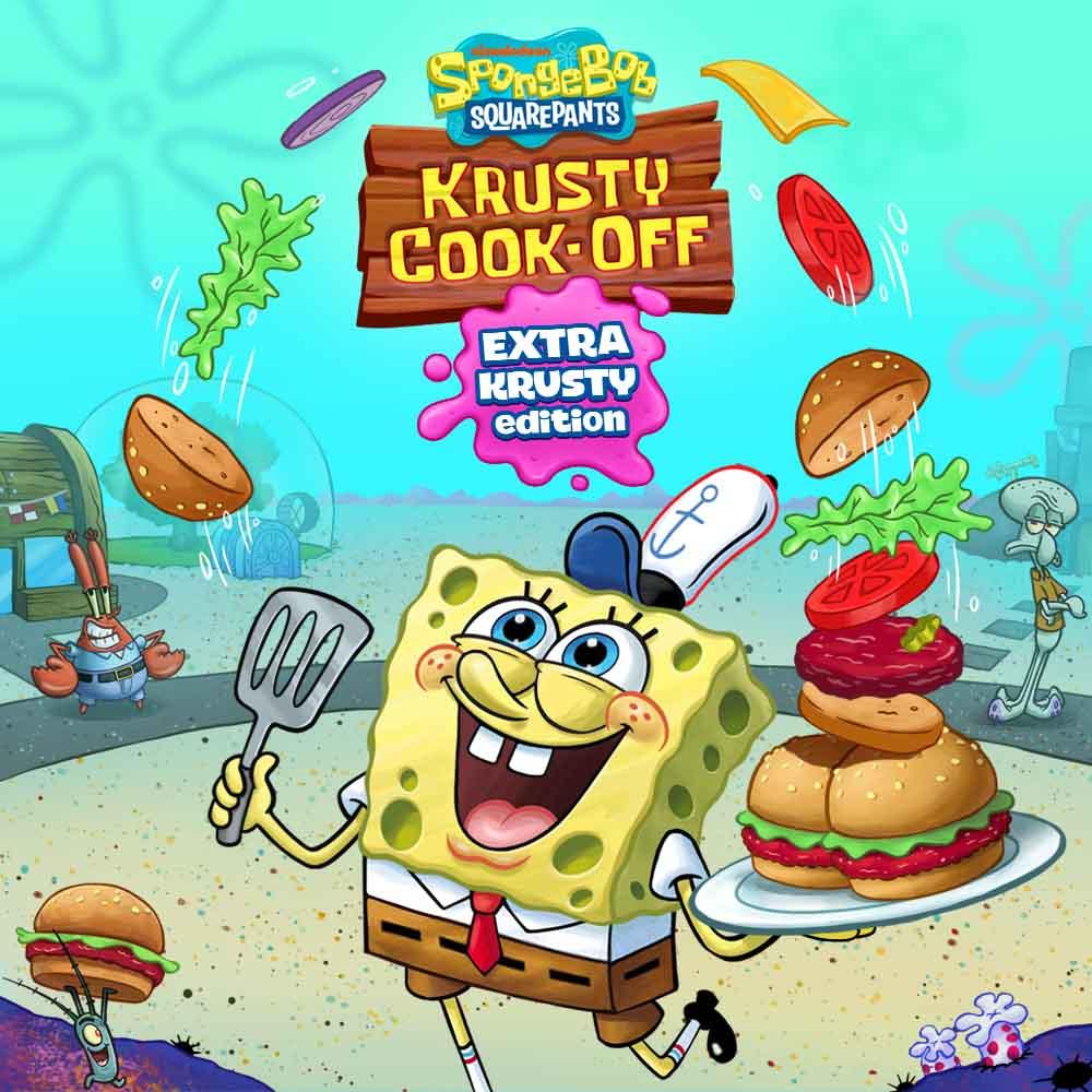 SpongeBob: Krusty Cook-Off - Nintendo Switch