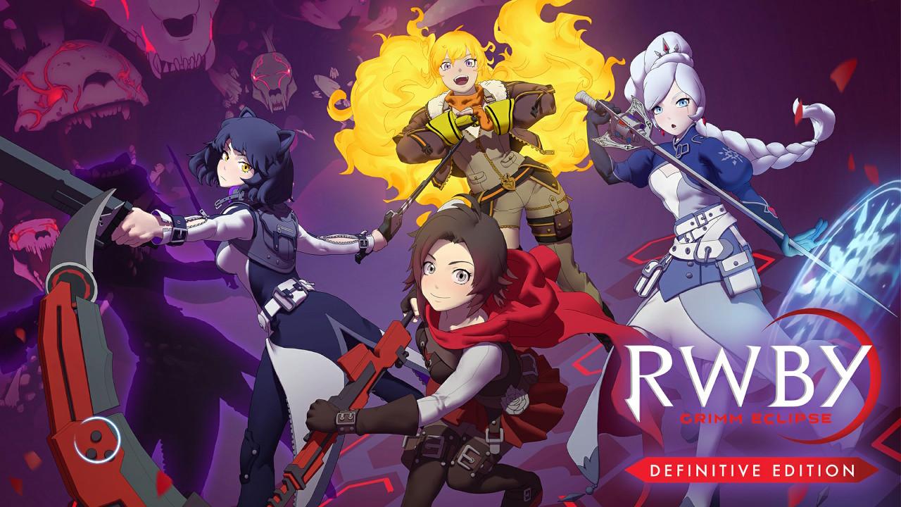 RWBY: Grimm Eclipse Definitive Edition