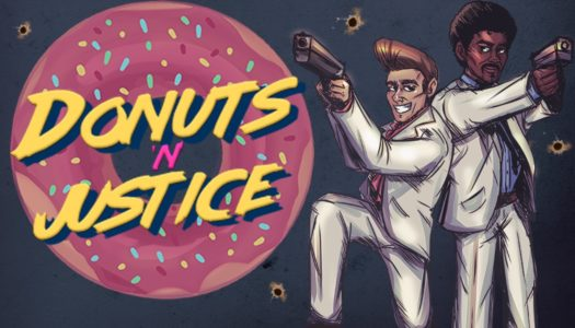 Review: Donuts'n'Justice (Nintendo Switch)