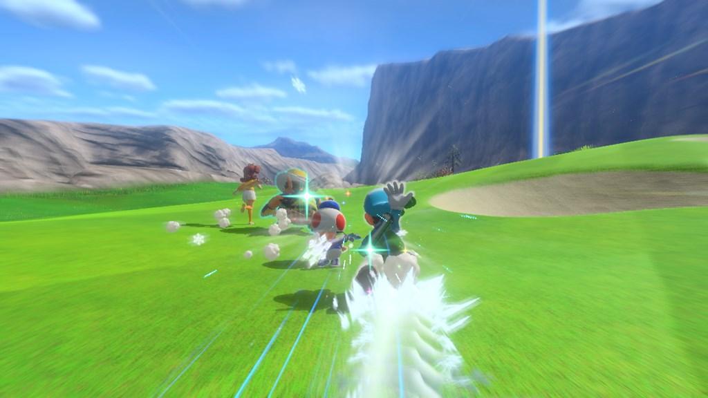 Review: Mario Golf: Super Rush (Nintendo Switch)