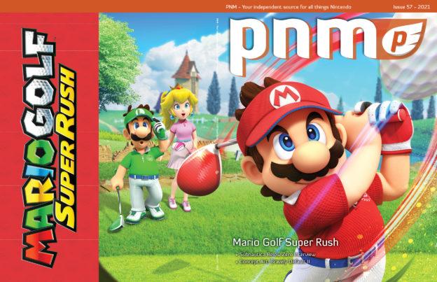 Pure Nintendo Magazine Issue 57