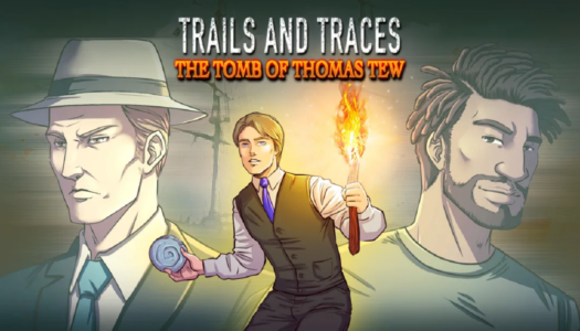 Review: Trails and Traces: The Tomb of Thomas Tew (Nintendo Switch)