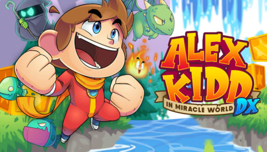 Review: Alex Kidd in Miracle World DX (Nintendo Switch)