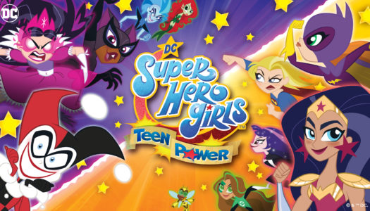 DC Super Hero Girls: Teen Power joins this week's eShop roundup
