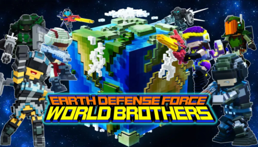 Earth Defense Force: World Brothers (Nintendo Switch)