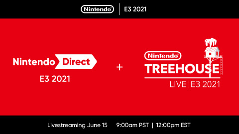 Nintendo Direct scheduled for E3 2021