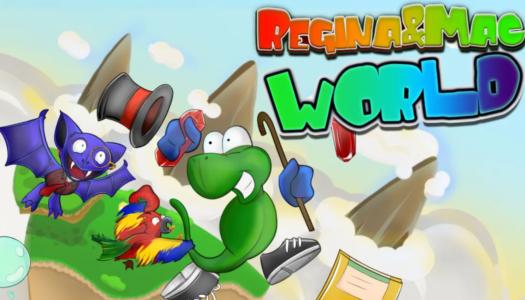 Review: Regina & Mac World (Nintendo Switch)