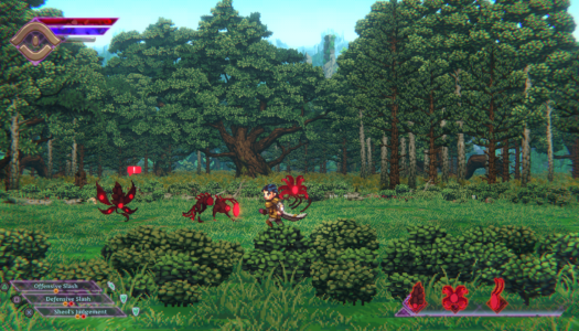 E3 2021: SacriFire planned for Switch launch in 2022