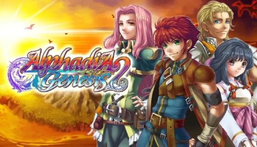 Review: Alphadia Genesis 2 (Nintendo Switch)
