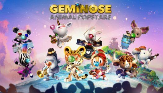 Review: Geminose: Animal Popstars (Nintendo Switch)