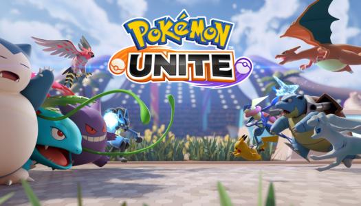 Pokémon UNITE joins this week's eShop roundup