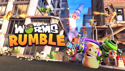 Review: Worms Rumble (Nintendo Switch)