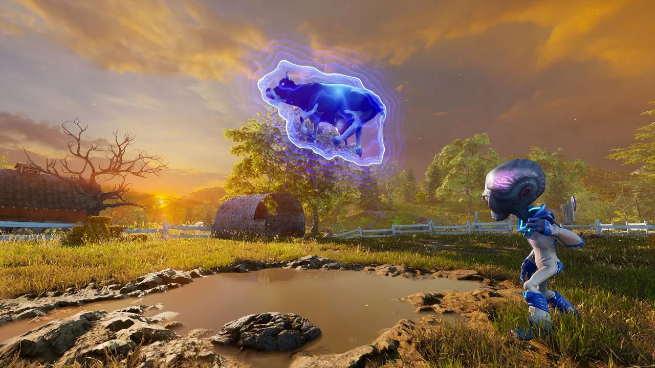 Review: Destroy All Humans! (Nintendo Switch)