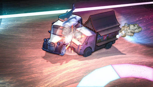 Review: Foodtruck Arena (Nintendo Switch)
