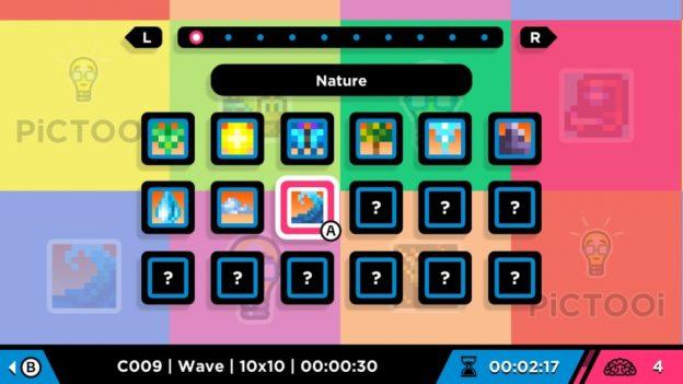 Pictooi - Nintendo Switch - screen 1