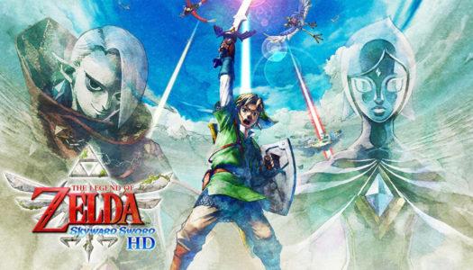Review: The Legend of Zelda: Skyward Sword HD (Nintendo Switch)