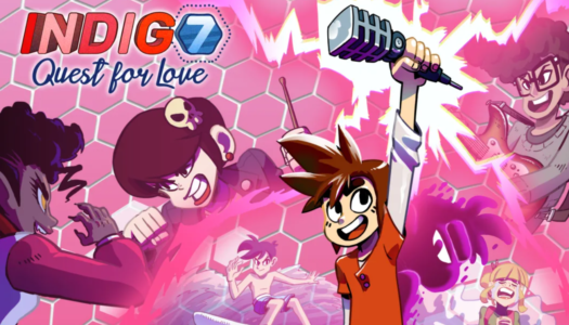 Review: Indigo 7 Quest for Love (Nintendo Switch)