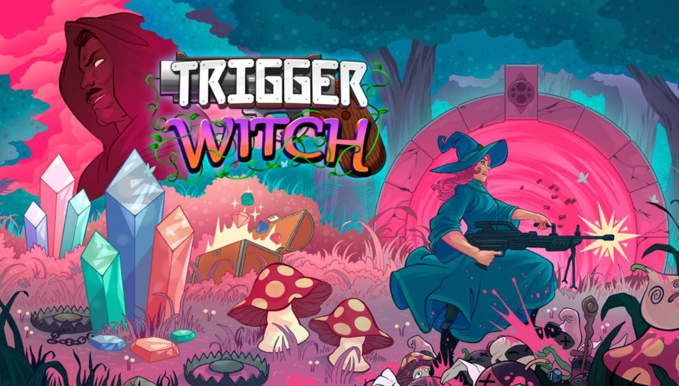Trigger Witch - Nintendo Switch
