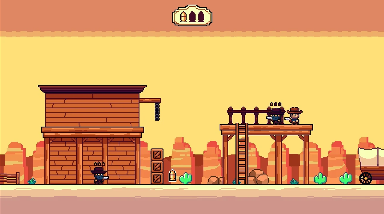 Review: Virtuous Western (Nintendo Switch)