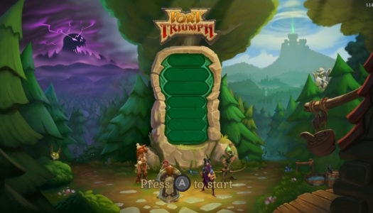 Review: Fort Triumph (Nintendo Switch)