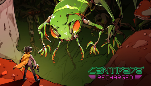 Review: Centipede: Recharged (Nintendo Switch)