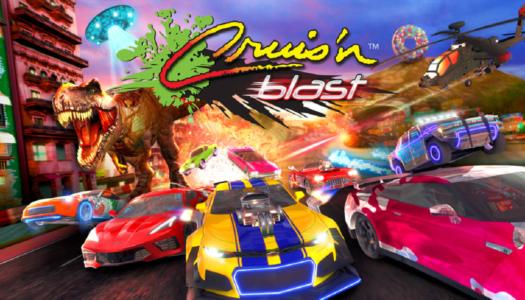 Review: Cruis'n Blast (Nintendo Switch)