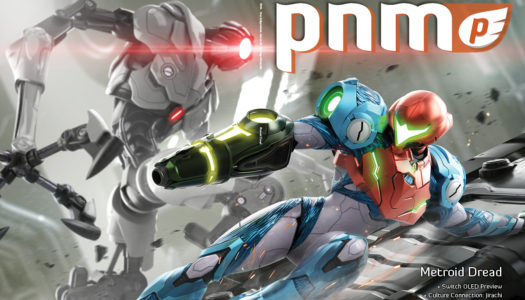 Pure Nintendo Magazine Reveals the Cover of Issue 58, Available Now!