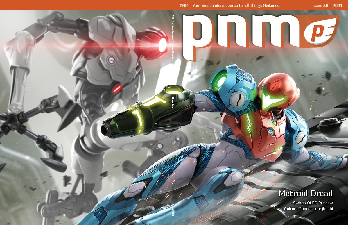 Pure Nintendo Magazine Issue 58