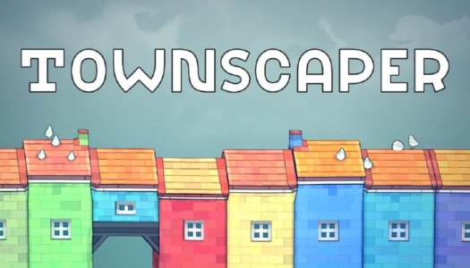 Review: Townscaper (Nintendo Switch)