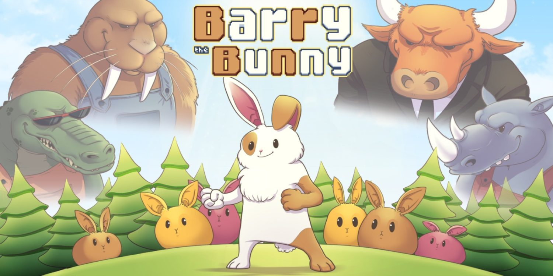 Barry the Bunny - Nintendo Switch eShop