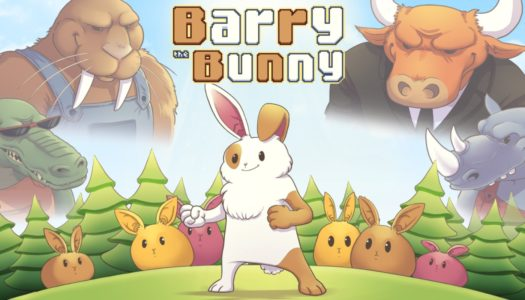 Review: Barry the Bunny (Nintendo Switch)