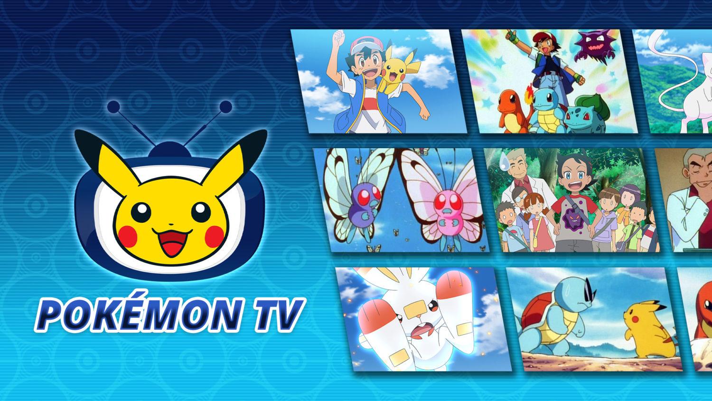 Pokémon TV - Nintendo eShop