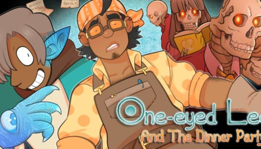 Review: One-Eyed Lee and the Dinner Party (Nintendo Switch)