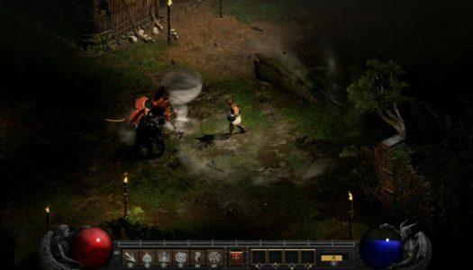 Review: Diablo II: Resurrected (Nintendo Switch)