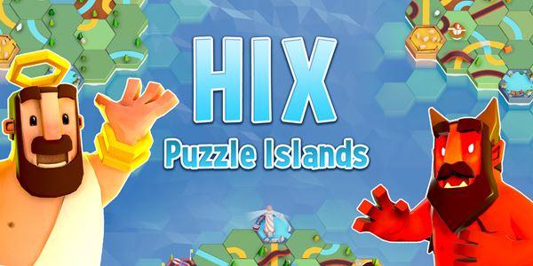 Hix: Puzzle Islands - Nintendo Switch eShop