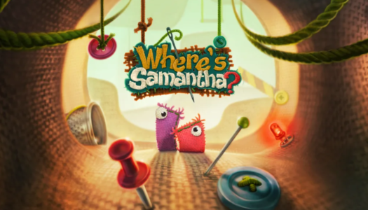 Review: Where's Samantha? (Nintendo Switch)